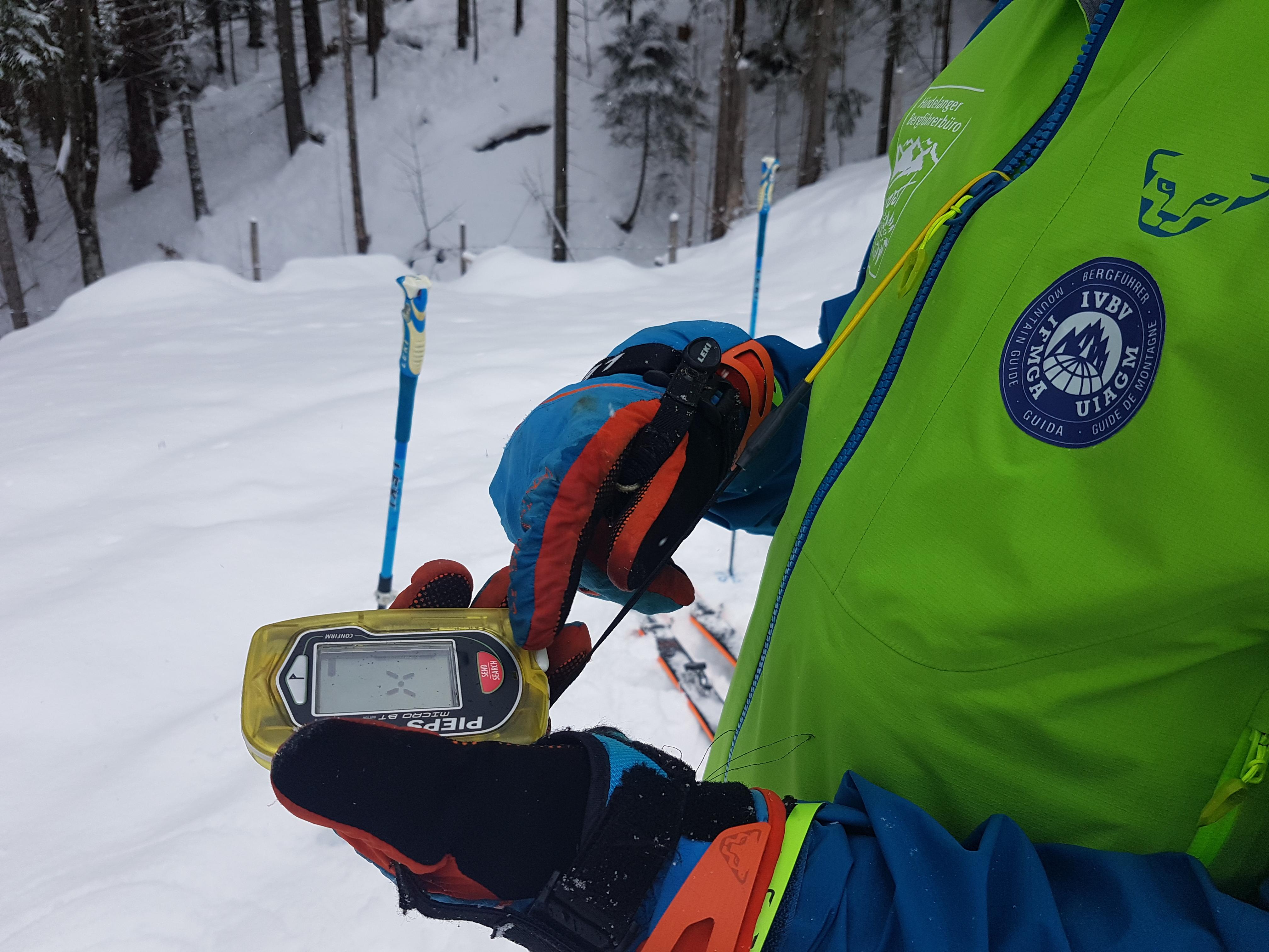 Skitour Lawinensicherheit