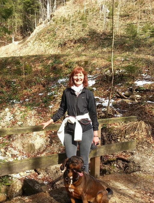Online Wander-Workshop Wanderanfängerin Ariane